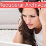 ¿Cómo Recuperar Archivos Borrados del Disco Duro?